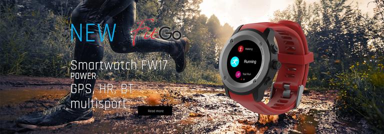 Fitgo Smartwatch FW17 Power
